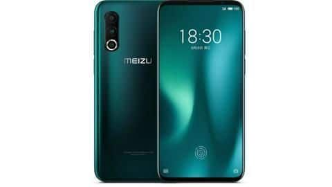 Meizu 16s Pro, with Snapdragon 855 Plus processor, goes official