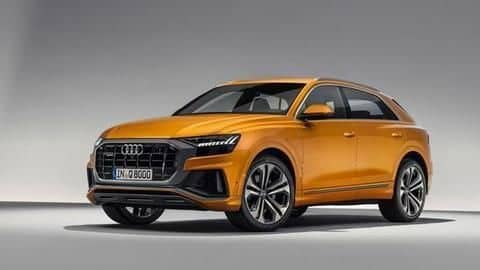 Audi Q8 to be launched in India on January 15