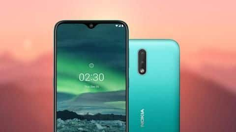 Android One-based Nokia 2.3, with two-day battery life, goes official