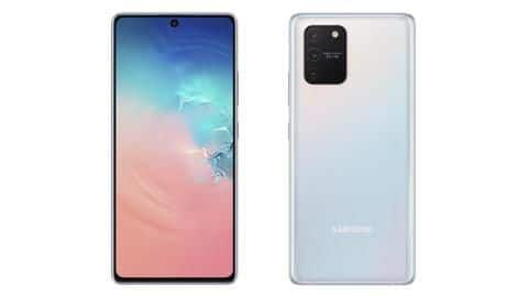 Samsung launches the 512GB storage variant of Galaxy S10 Lite