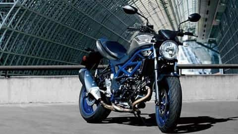 India-bound 2020 Suzuki SV650 breaks cover: Details here