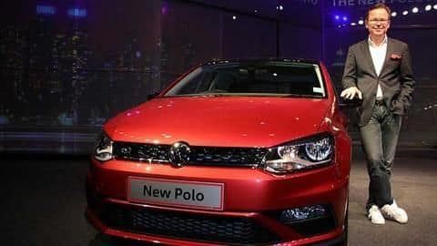 2019 Volkswagen Polo launched, starts at Rs. 5.82 lakh