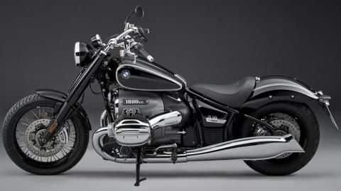 BMW R18 appears on company's India website, launch soon