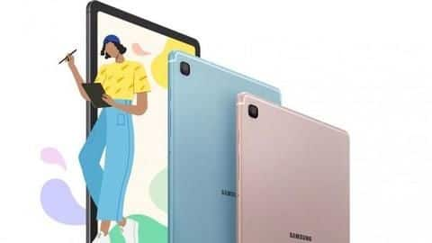 Samsung Galaxy Tab S6 Lite, with S Pen support, launched