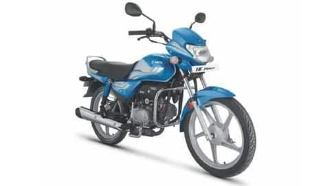Hero MotoCorp launches BS6-compliant HF Deluxe for Rs. 56,000