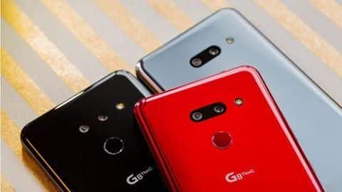 LG G8 ThinQ, with veins scanner, to launch in August