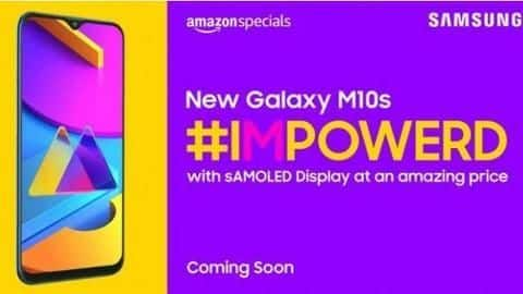 Samsung Galaxy M10s listed on Android Enterprise, key specifications revealed