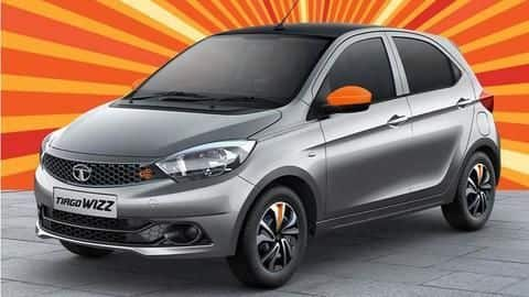 Tata launches limited-edition Tiago Wizz, priced at Rs. 5.4 lakh