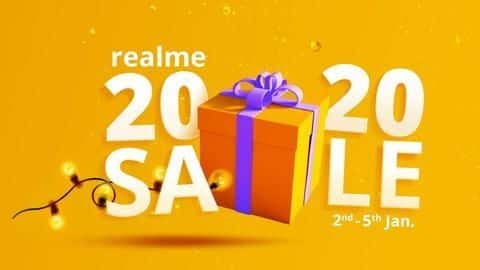 Realme 2020 Sale: Discounts and offers on popular Realme smartphones