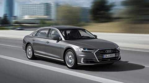 Audi A8 L India launch set for February 3