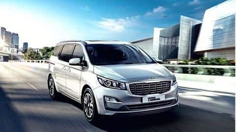 Kia Carnival MPV to be launched in January: Report