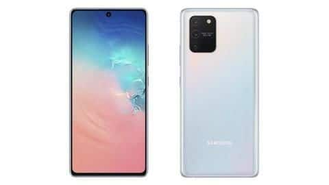 Samsung Galaxy S10 Lite to be launched on January 23