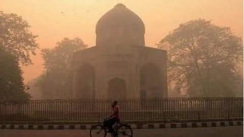 Conditions unfavorable for pollutant dispersion, Delhi's air turns 'severe' today