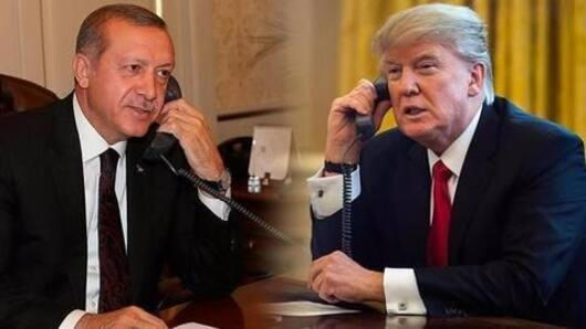 Discussed highly coordinated Syria pullout with Erdogan: Trump