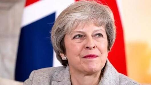 May pens open letter to Britons lauding Brexit-deal