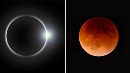 2019 Of 5 Eclipses 2 Will Be Visible In India
