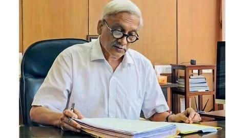 CM Parrikar clearing all the files from AIIMS: Goa Minister