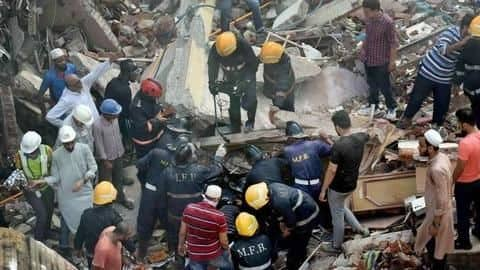 7 dead as LPG blast triggers building collapse in West-Delhi