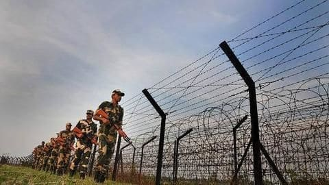 Hi-tech border-surveillance project to be completed in 6-7 years: BSF