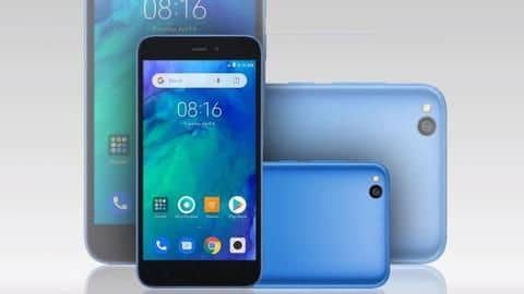 Xiaomi to launch Android Go-based Redmi Go in India tomorrow