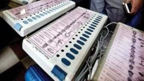 #MPPolls: 745 EVMs, VVPAT machines replaced; Cong complains to CEC