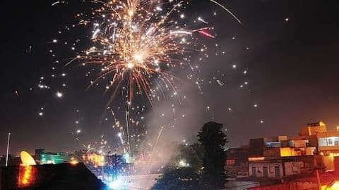 'Ensure implementation of SC order on fire crackers on NY'