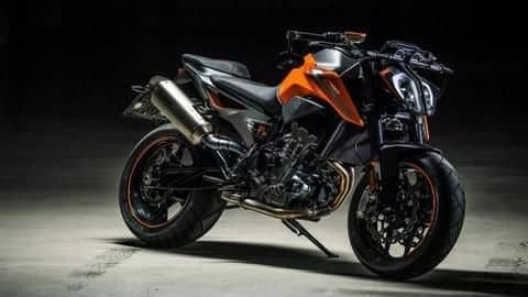 Bajaj teases much-anticipated KTM 790 Duke in India, launch imminent