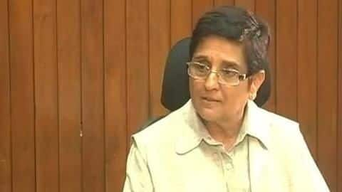 Puducherry CM accuses Lt Governor Bedi of giving 'untrue' information