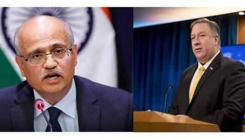 Foreign Secretary Gokhale to discuss regional, global issues with Pompeo