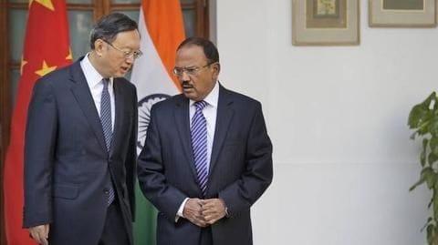 Ajit Doval, Wang Yi hold India-China border talks