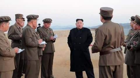 North Korea tests new ultramodern tactical weapon: State media