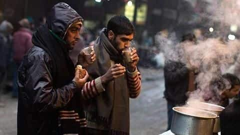 At 8 degrees Celsius, Delhi records coldest morning this season