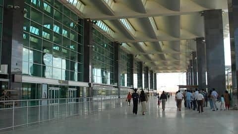 Facial recognition facility at Bengaluru airport from 2019
