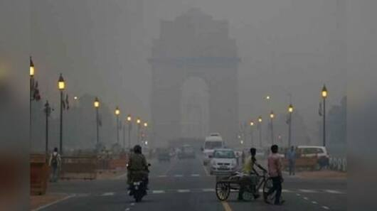 Delhi pollution level 'severe' for third consecutive day