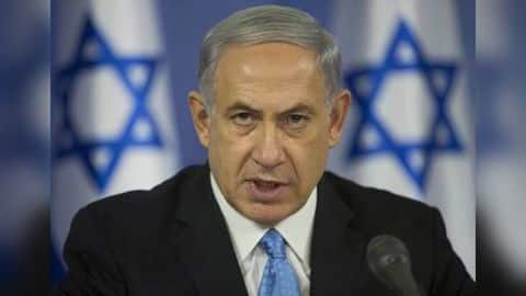 Israeli President formally appoints Benjamin Netanyahu as the prime minister
