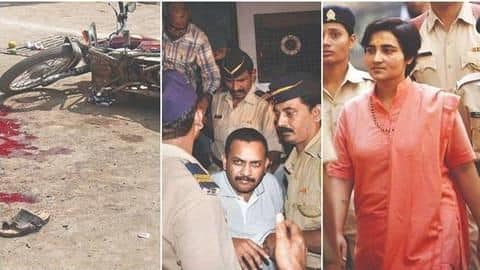 Malegaon blast: After 10yrs, Purohit, 6 others charged under UAPA