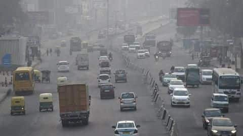 Delhi's air quality improves to 'poor' category