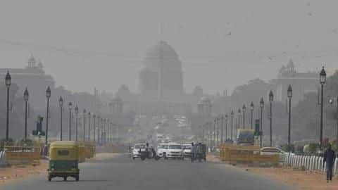 As air quality deteriorates, thick haze engulfs the national capital