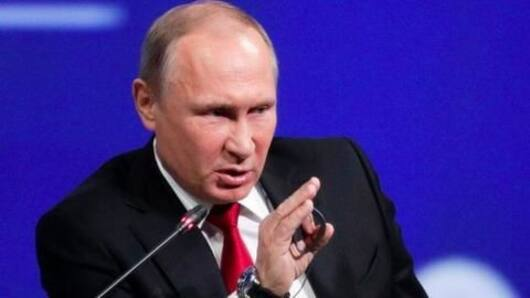 Putin rejects US claims, says not violating INF