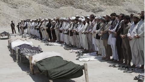US, Afghan Forces Kill More Civilians Than Taliban