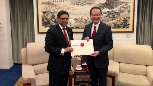 Vikram Misri appointed India's ambassador to China