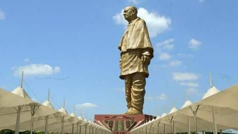 Gujarat: Visiting time for Sardar Patel memorial increased by 2hrs