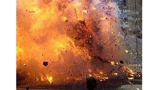 UP: Two die in illegal firecracker godown explosion