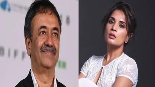 Richa Chadha speaks on sexual-assault allegations against Hirani