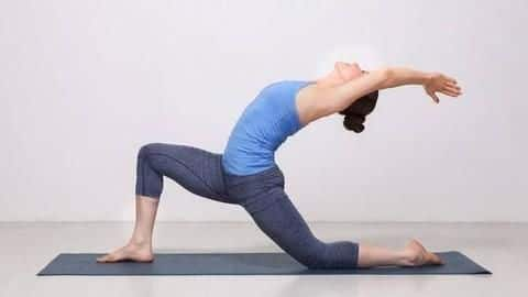 Top five Yoga poses to improve your blood circulation