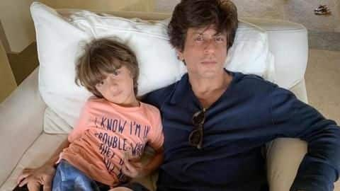 SRK on taking time-off: Want to spend time with family
