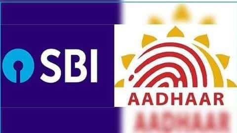 Want to link your SBI account with Aadhaar? Here's how
