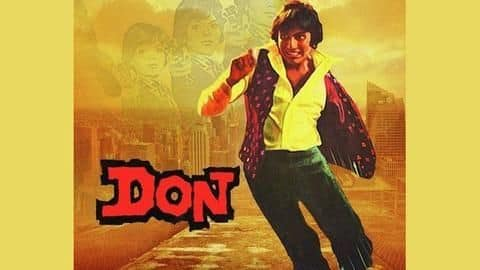 Amitabh Bachchan remembers 'Don', as the classic clocks 42 years