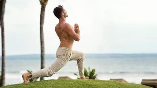 Yoga asanas to help cure back pain