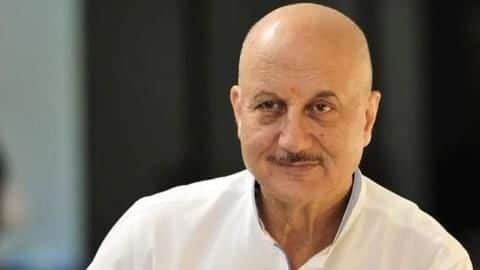 Anupam Kher reveals he was diagnosed with manic depression